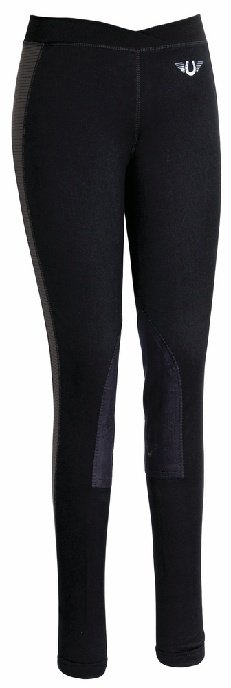 TuffRider Ventilated Schooling Tights Child