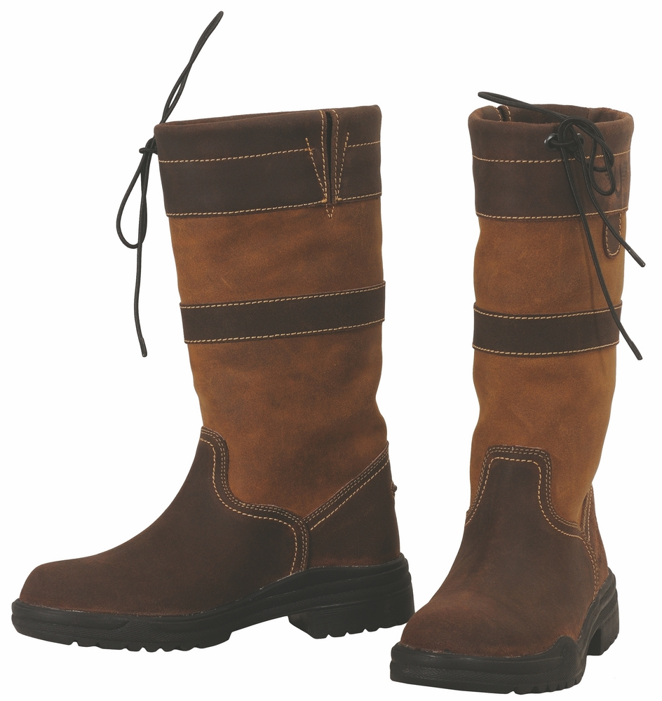 Tuffrider Ladies' Low Country Waterproof Boot