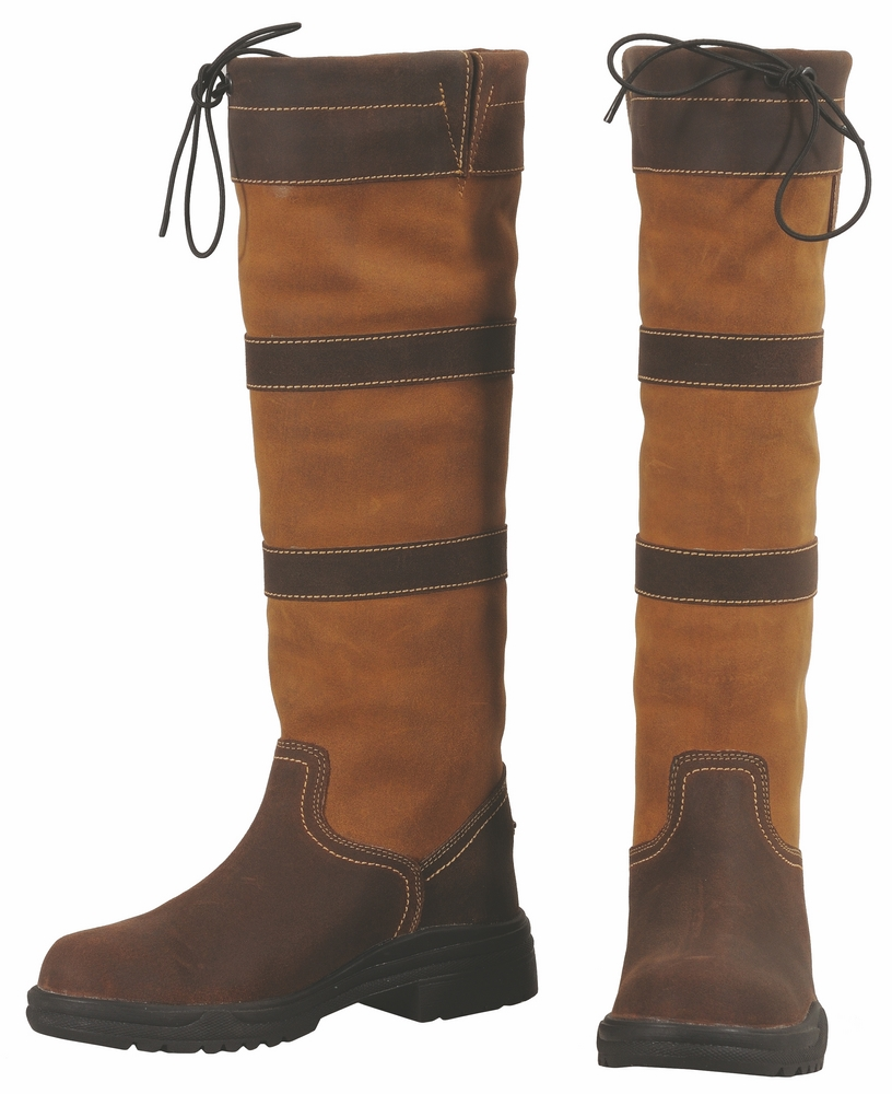 Tuffrider Lexington Child's Water Proof Tall Boot