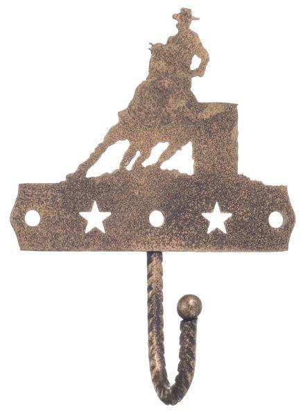 Gift Corral Single Hook - Barrel Racer