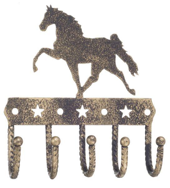 Gift Corral Key Rack - Walking Horse