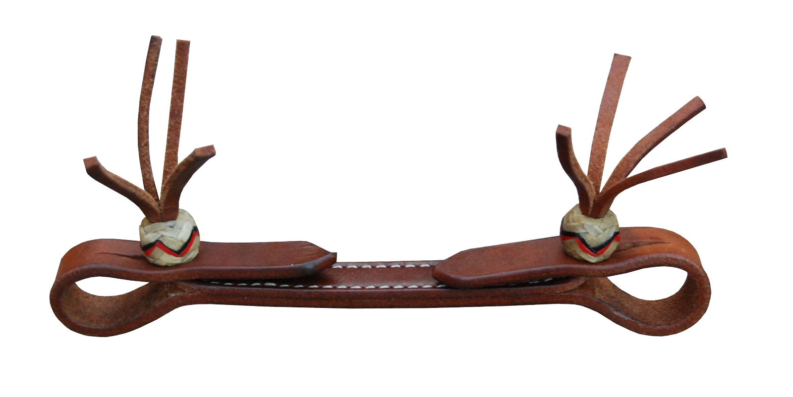 Turn-Two Equine Harness RHD Button Curb Strap