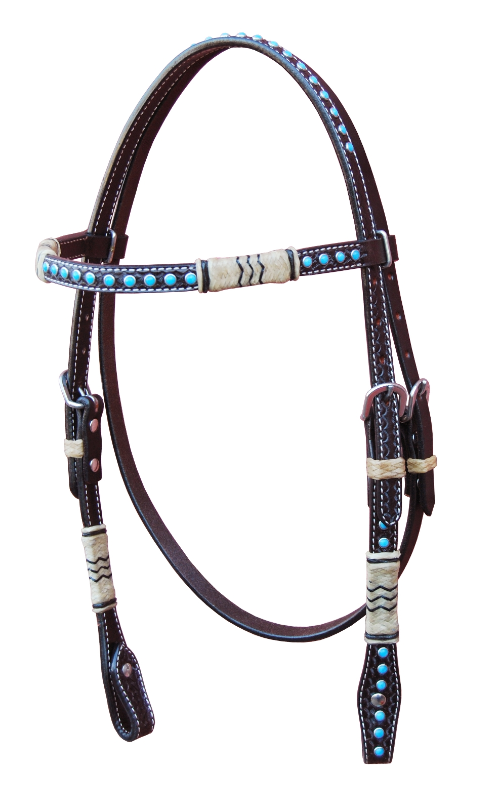 Turn-Two Equine BB Headstall Tucson