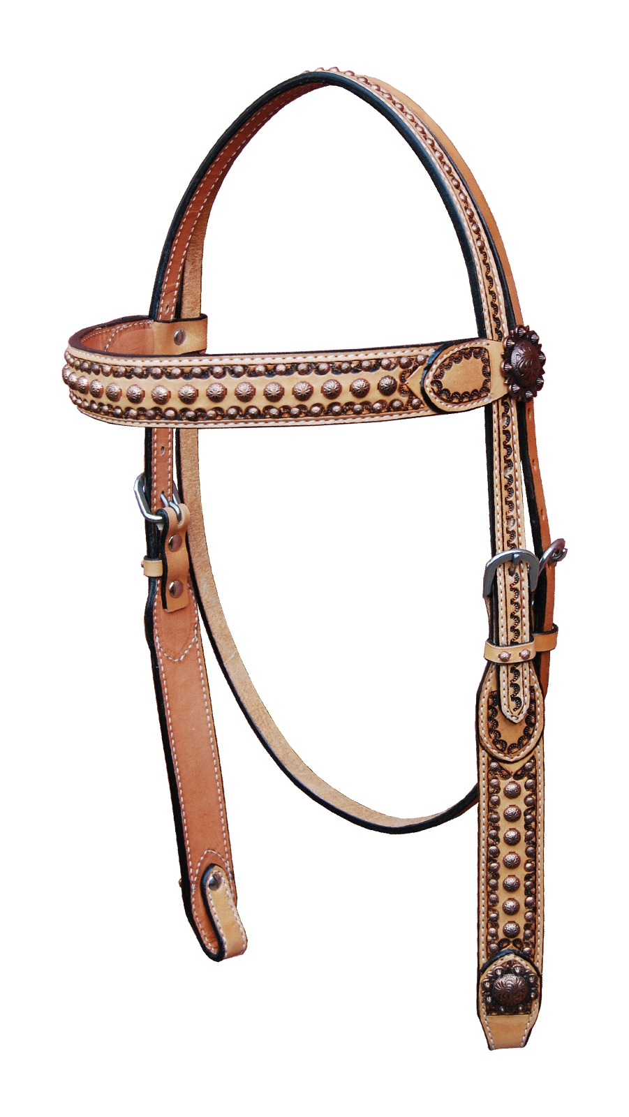 Turn-Two Equine Galveston Browband Headstall