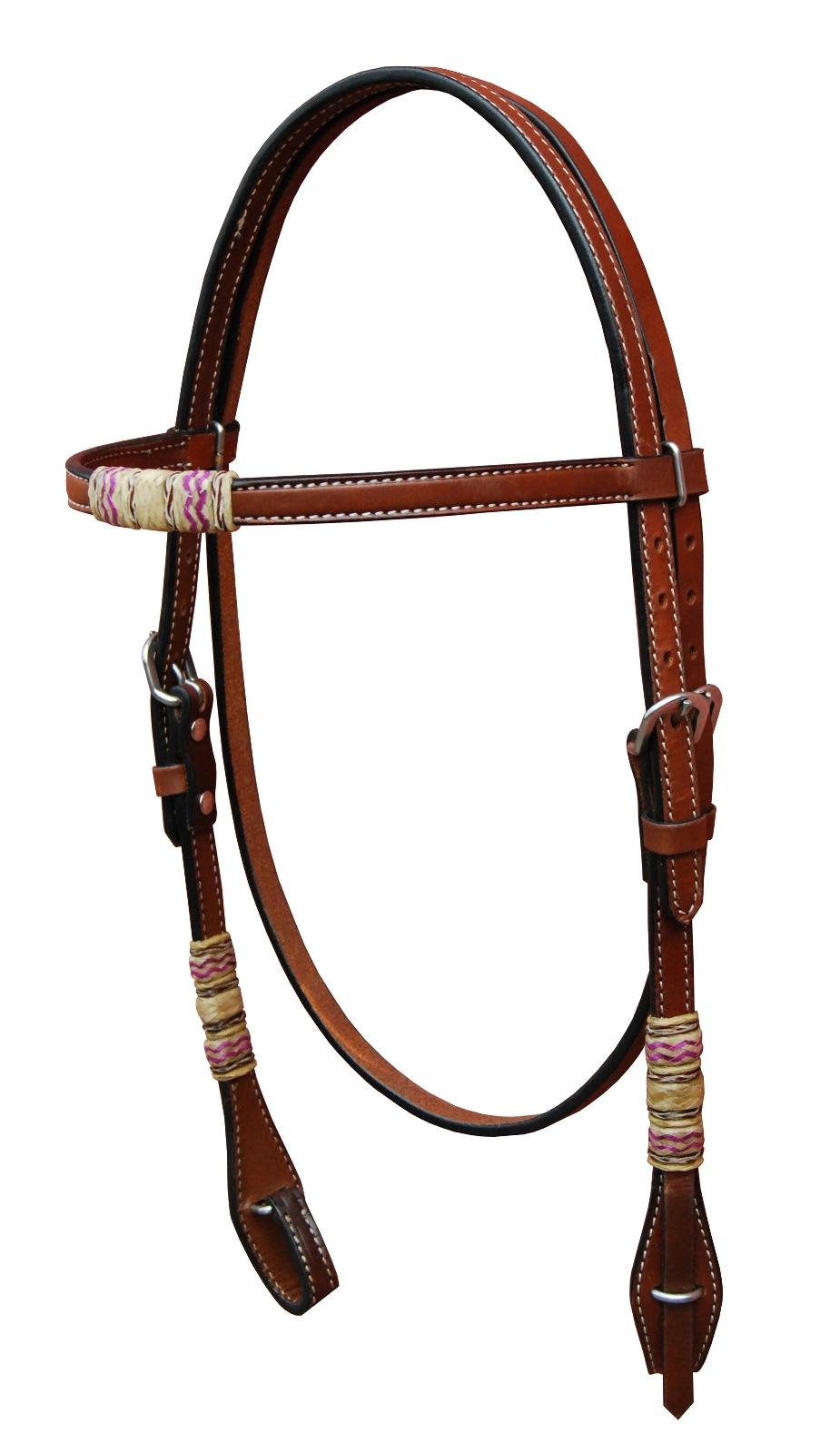 Turn-Two Equine Laredo BrowbandHeadstall