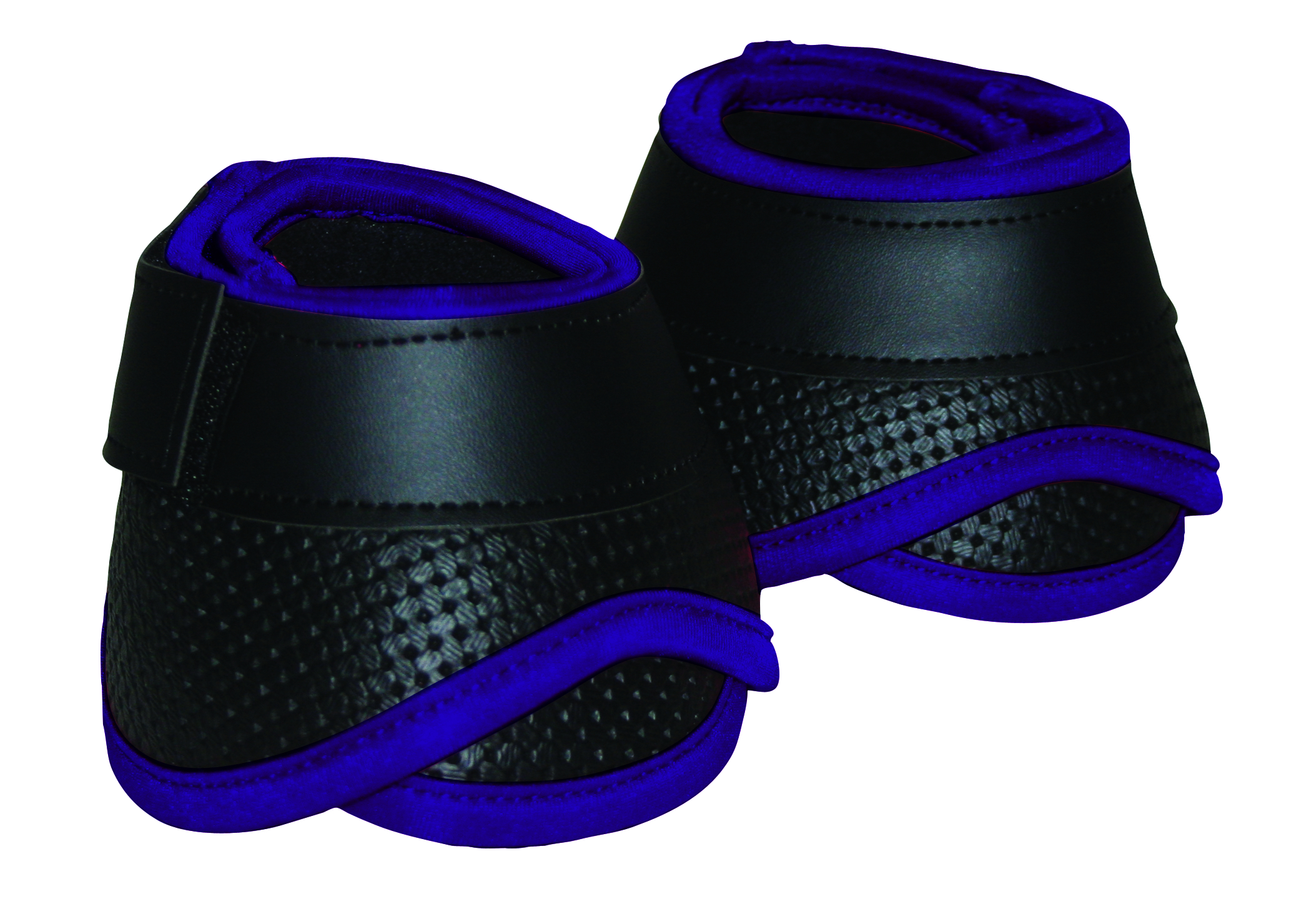 Roma Pvc Waffle Neoprene Bell Boots