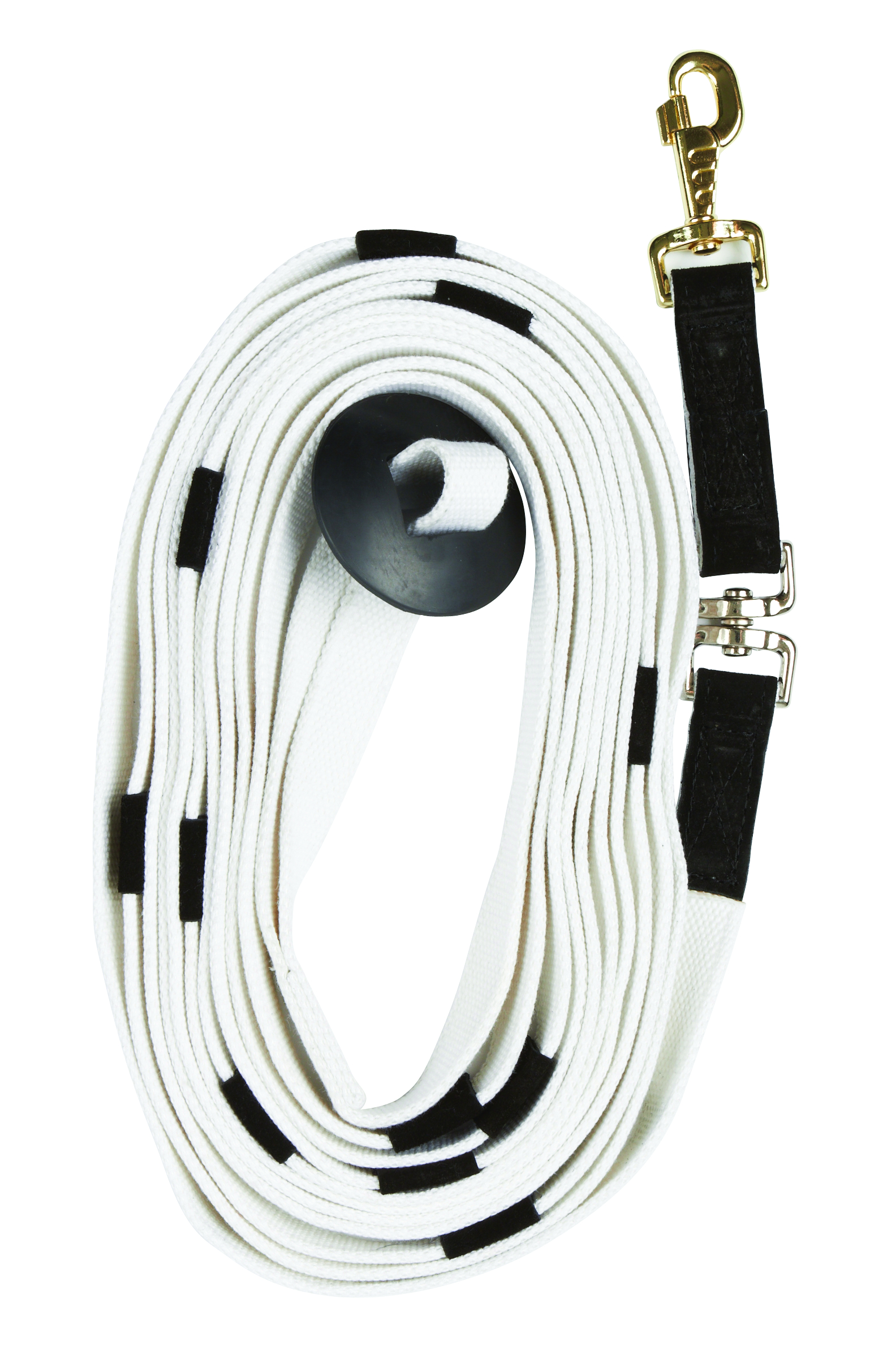 Kincade Cotton Web Lunge Line With Donut