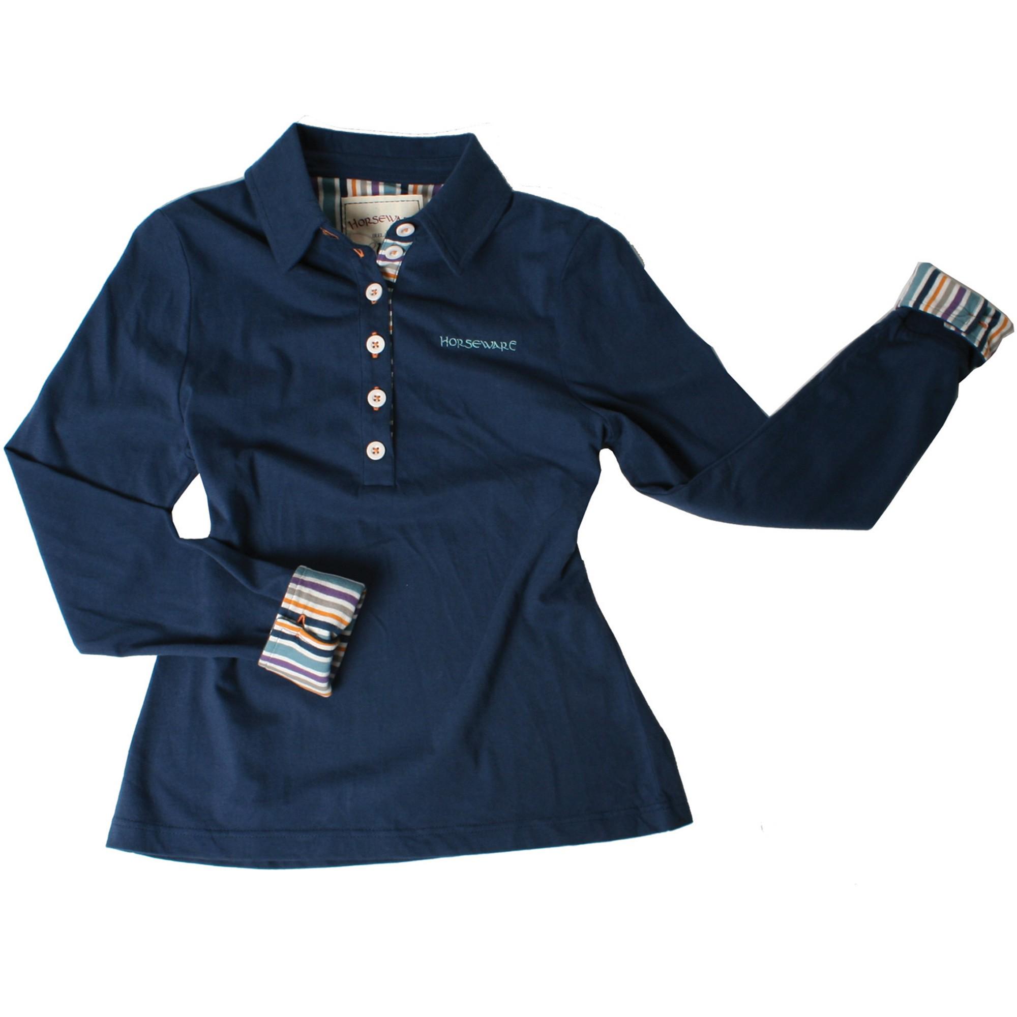 Horseware Cara Long Sleeve Polo