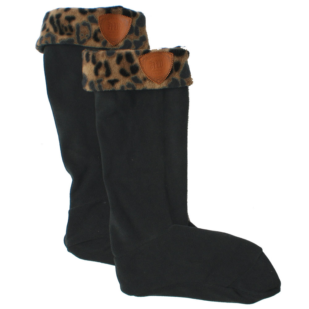Horsewar Fleece Welly Cosy