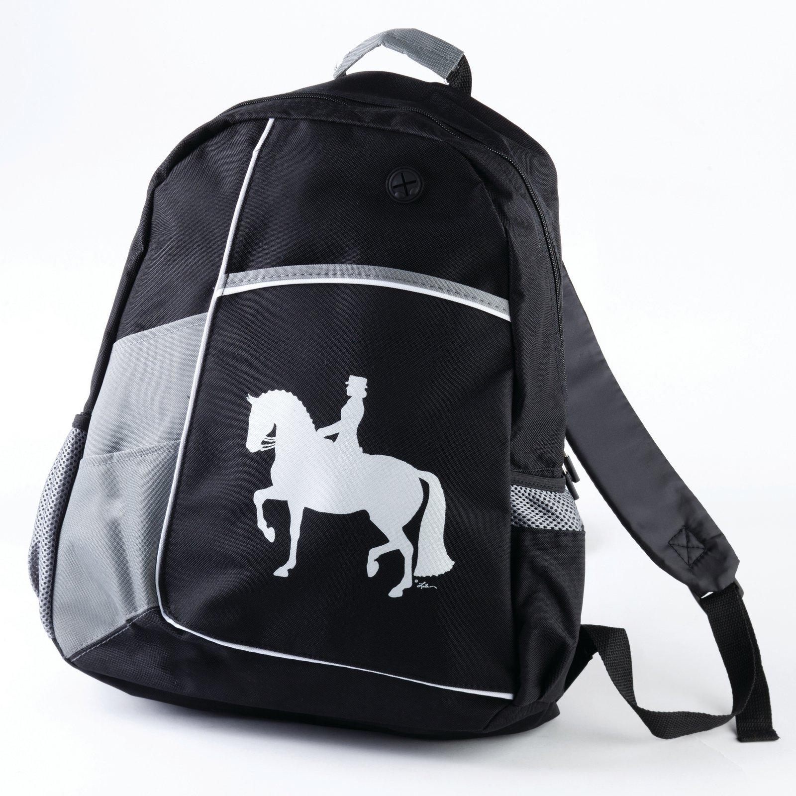 Dressage Horse Backpack