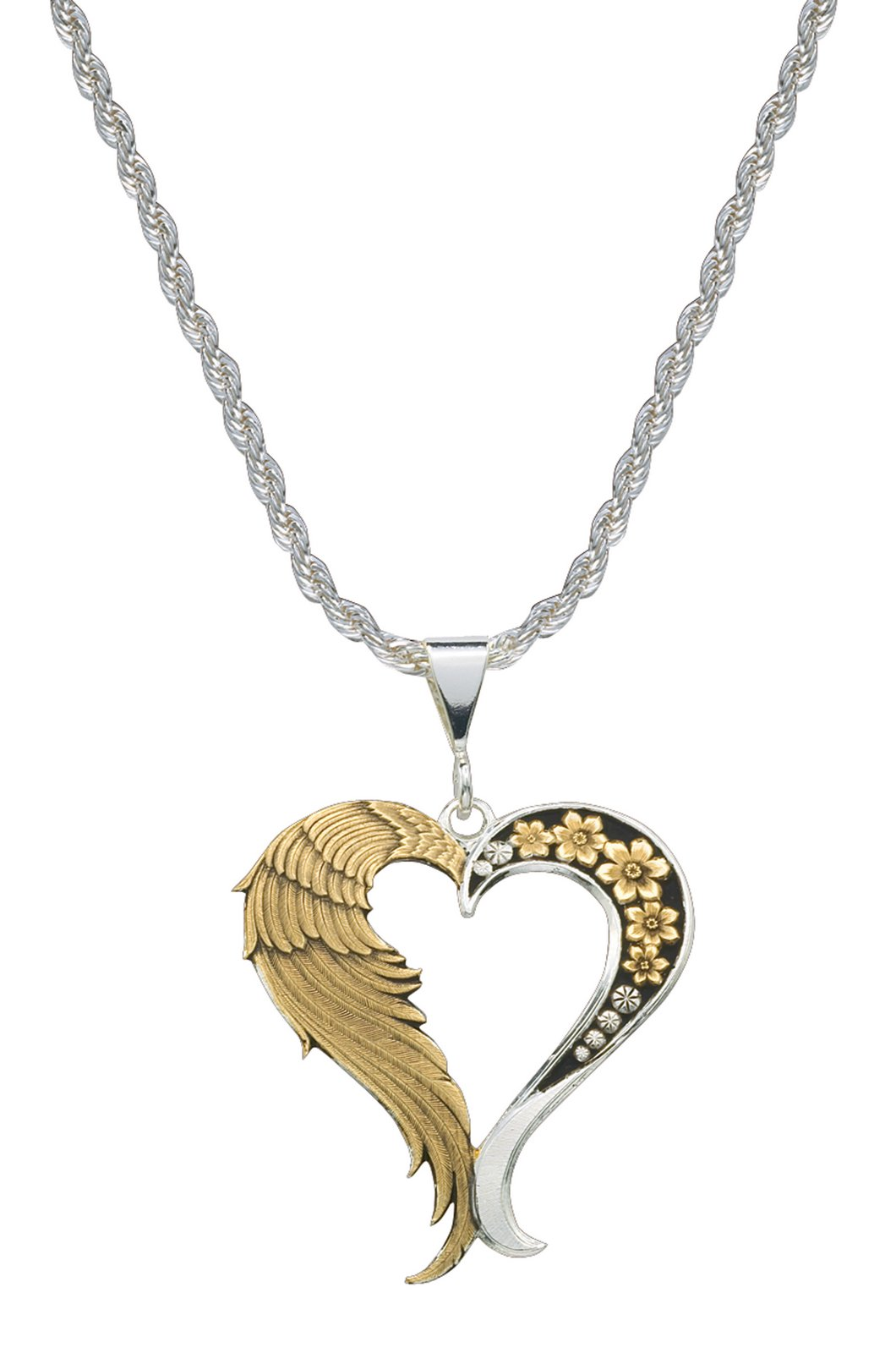 Montana Silversmiths A Love Joined From Heaven And Earth Necklace