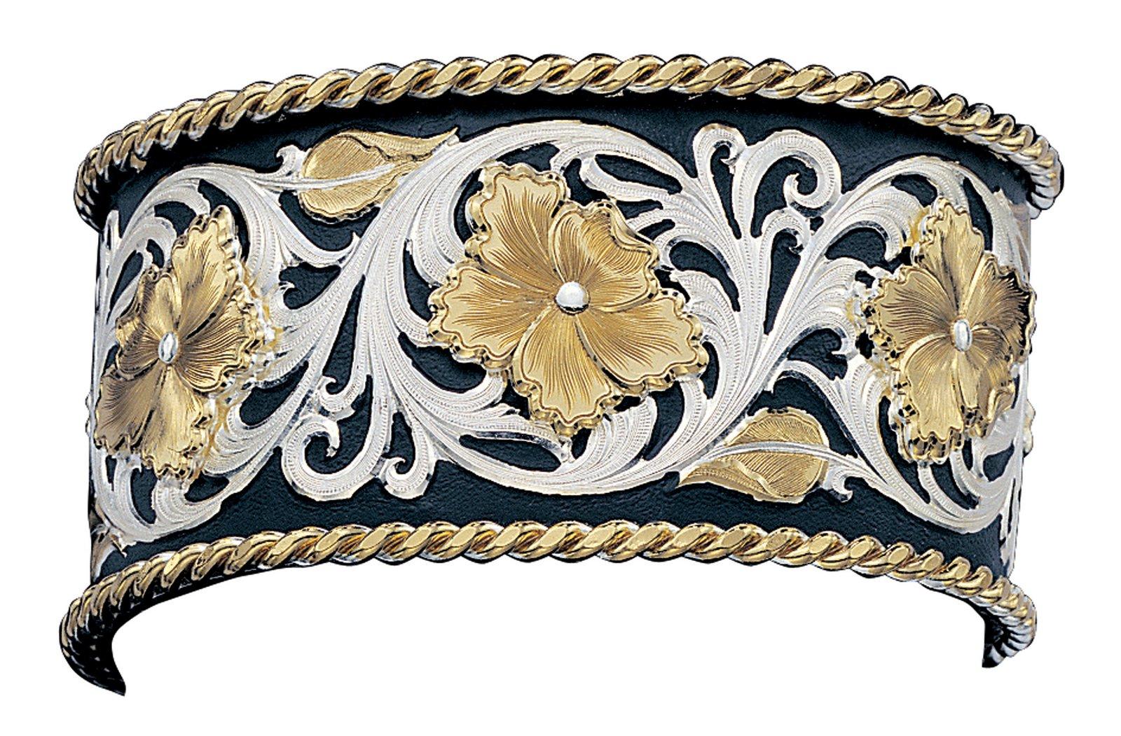 Montana Silversmiths Sheridan Style Cuff Bracelet