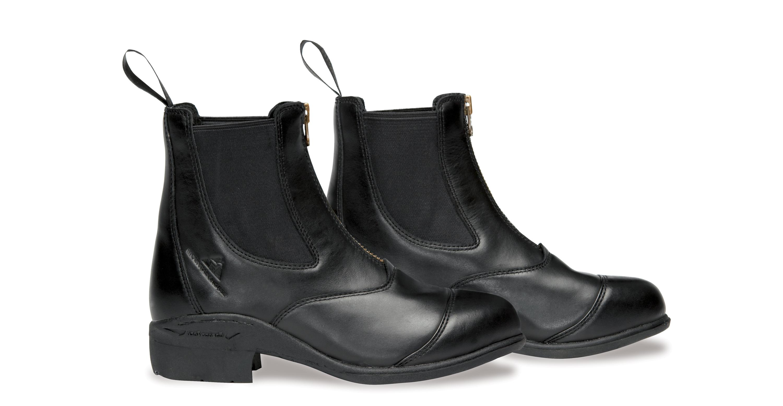 Mountain Horse Carbon Zip Paddock Boot