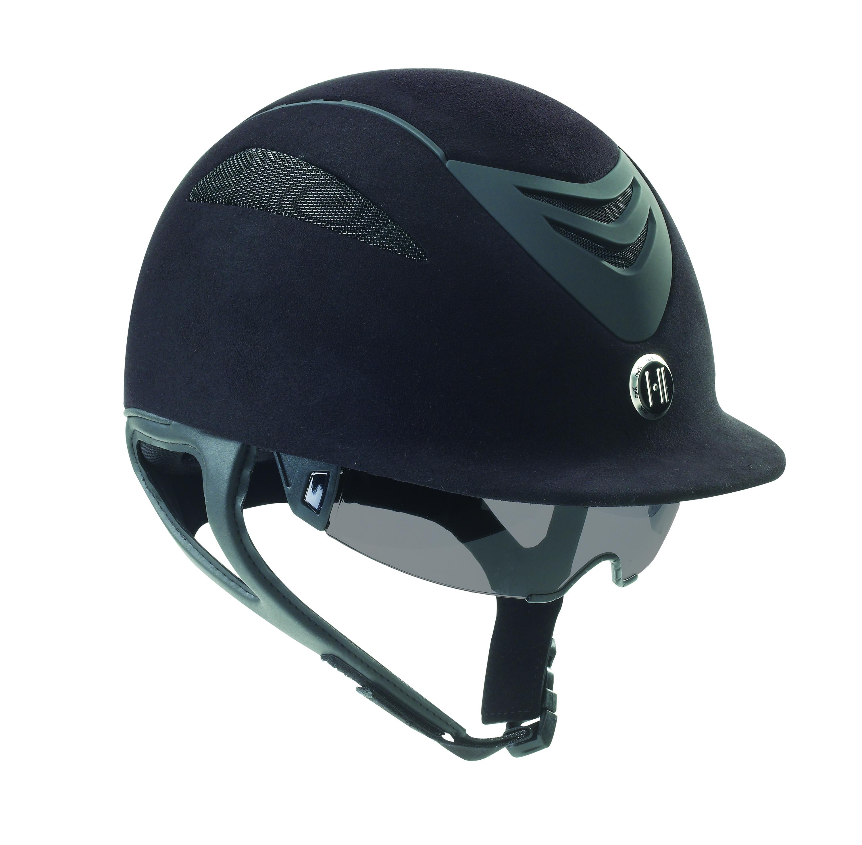 One K Defender Pro Suede Helmet