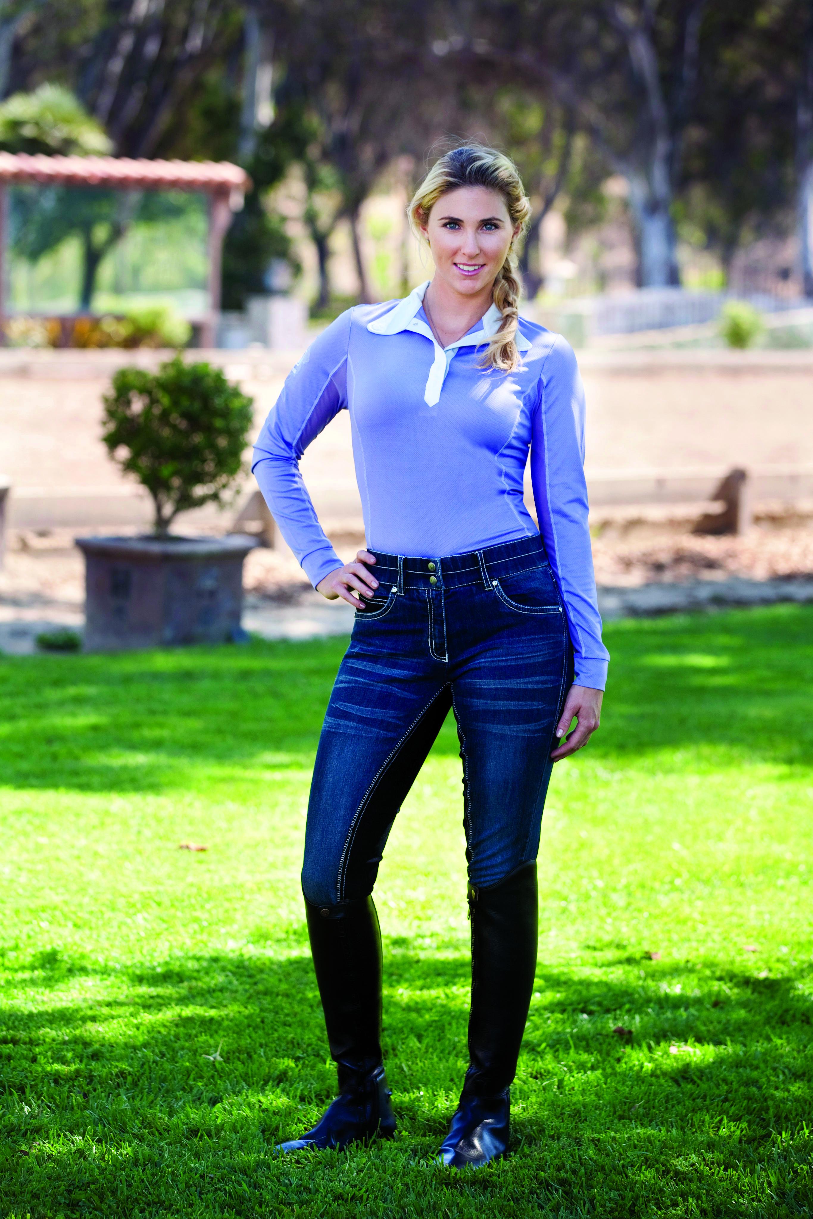 ROMFH Sarafina Ladies' Fullseat Breeches