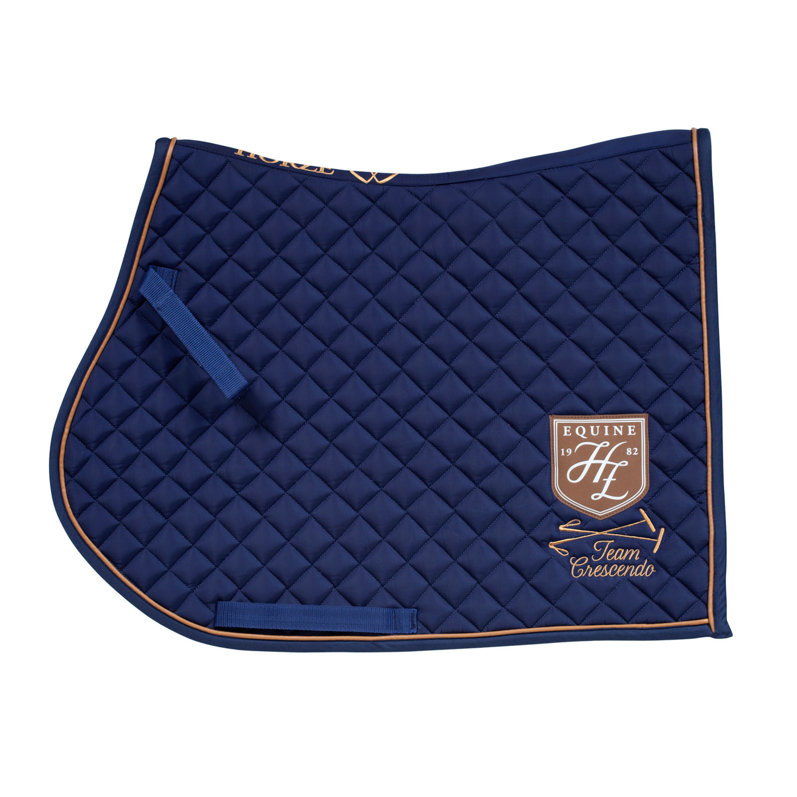 HorZe Braxton Allround Saddle Pad