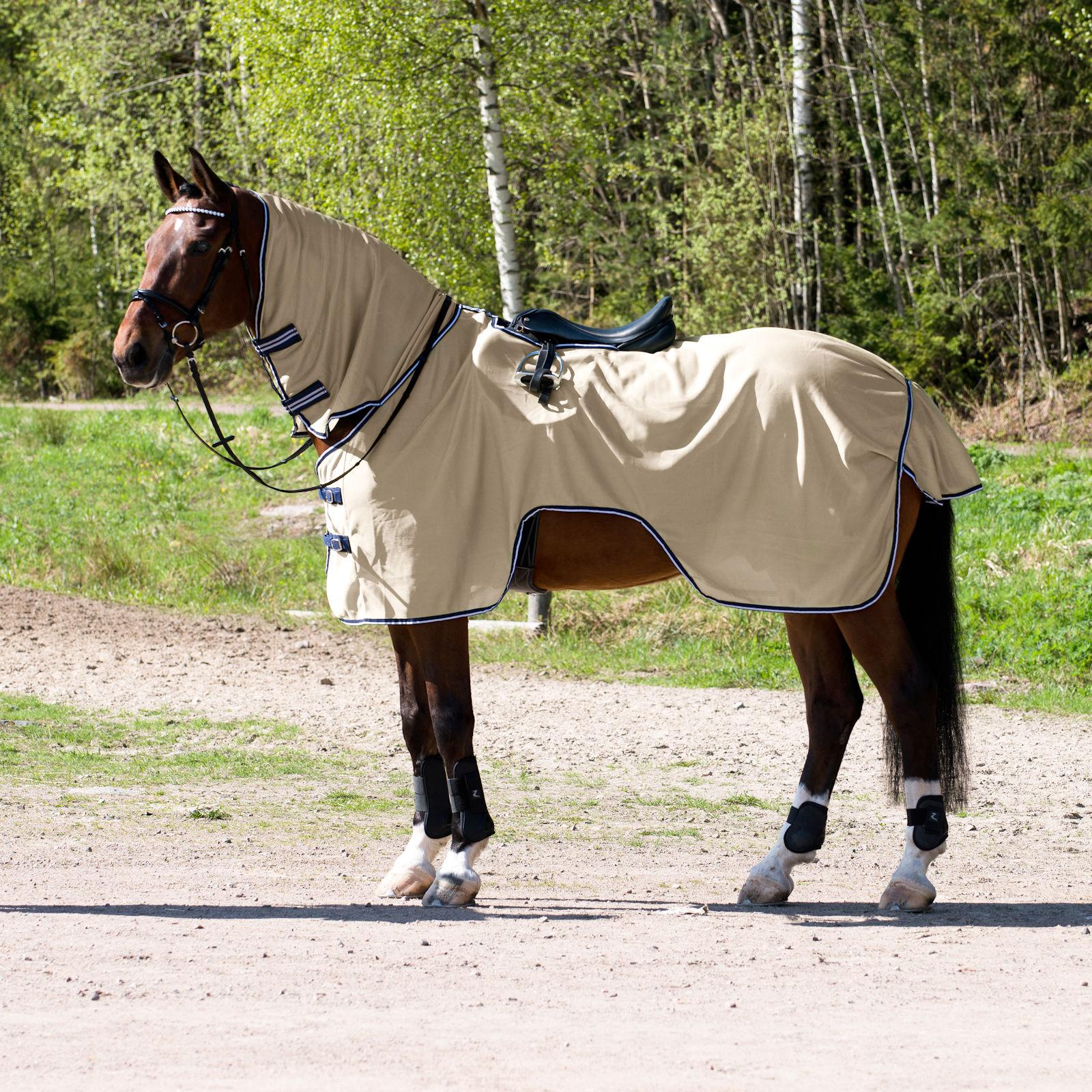 HorZe Seville Riding Mesh Rug