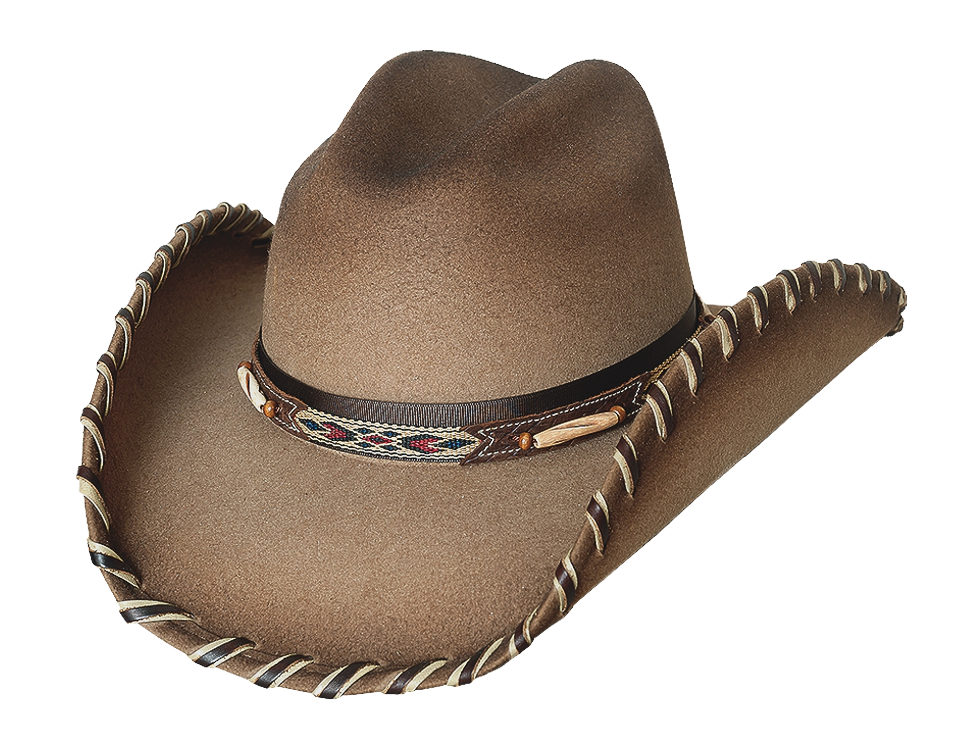 Bullhide Cheyenne American Frontier Collection Hat