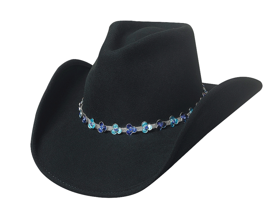 Bullhide Pure Love Sassy Cowgirl Collection Hat