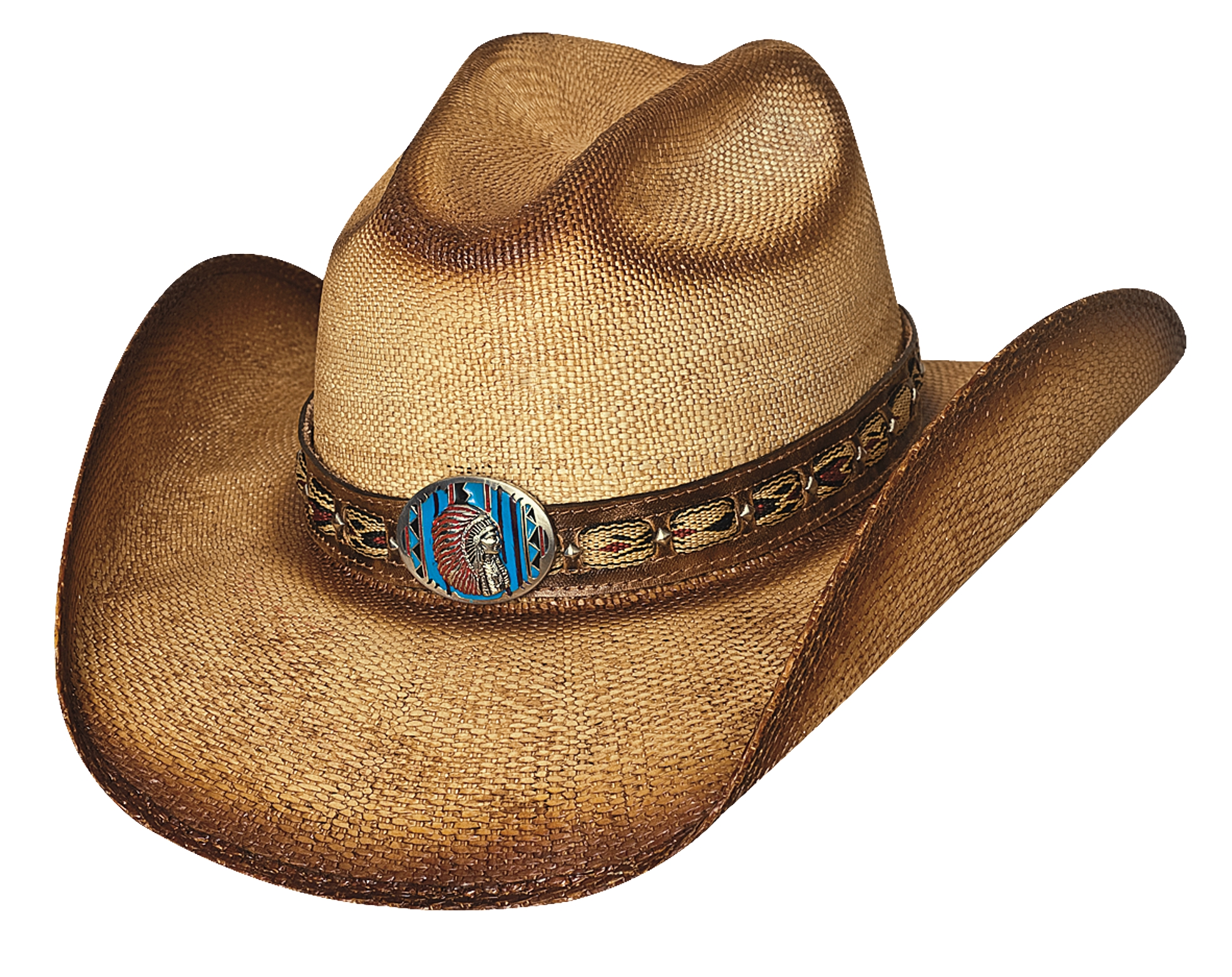 Bullhide Red Cloud American Frontier Collection Hat