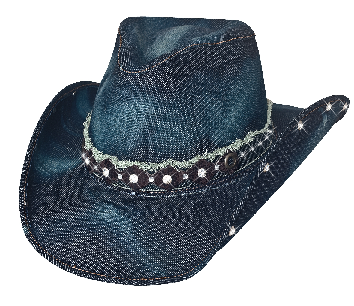 Bullhide Better Than Yesterday Sassy Cowgirl Collection Hat