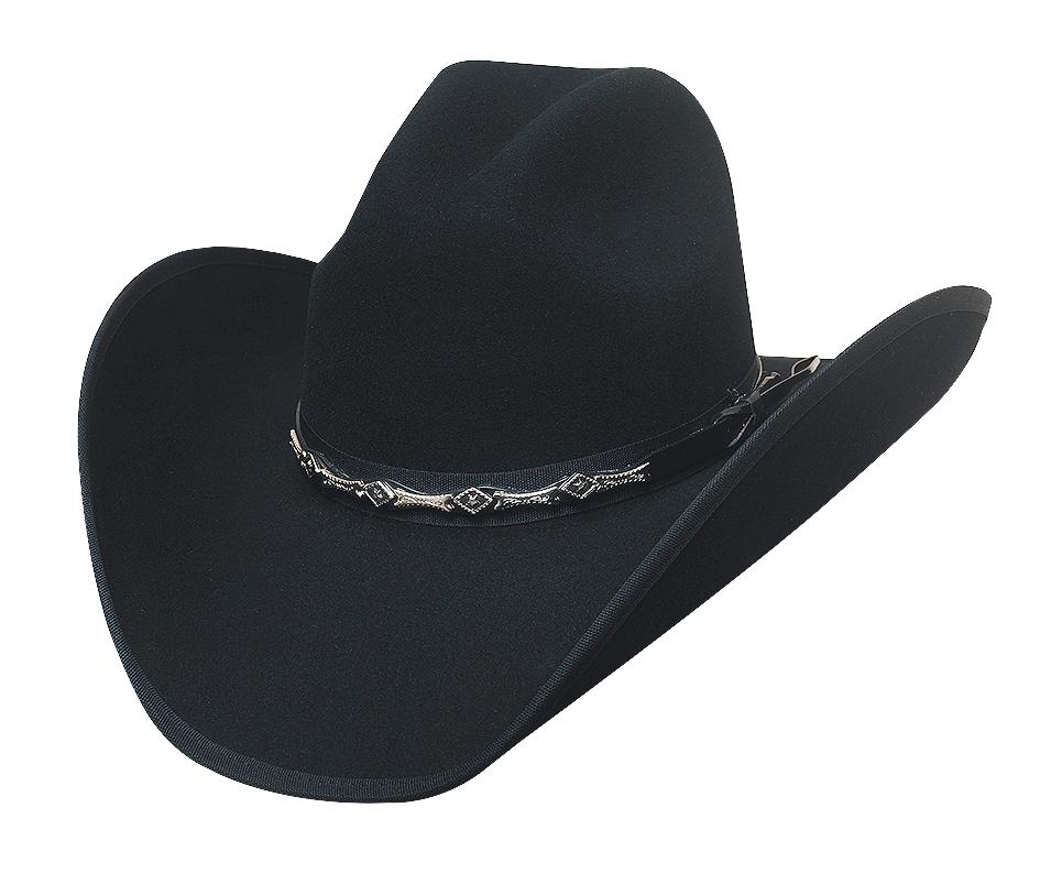 Bullhide Big Shot 8X Buckaroo Collection Hat
