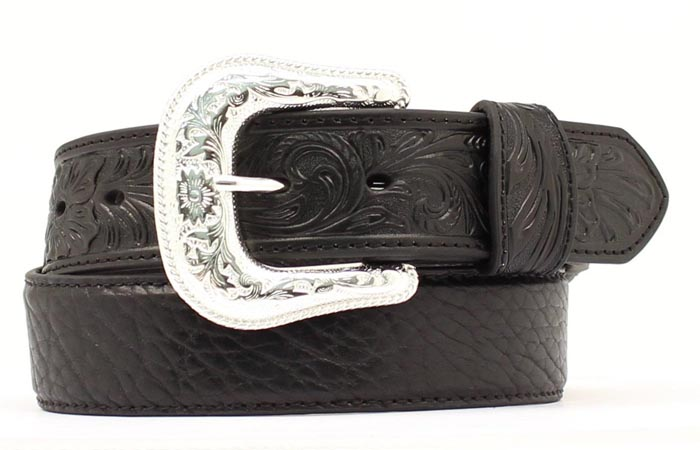 Nocona Bullhide Tooled Belt
