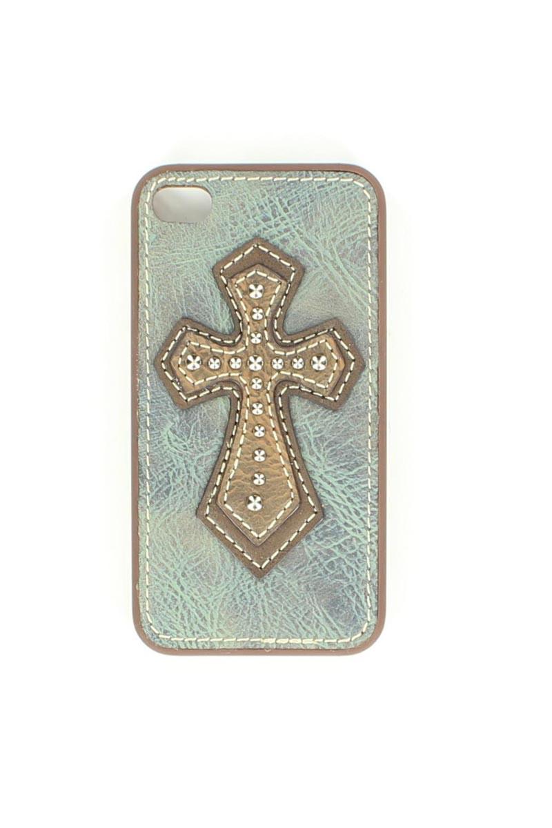 Blazin Roxx Cross iPhone 4 Cover