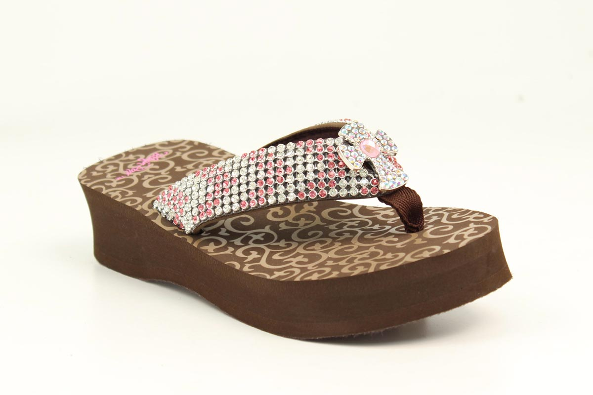 Blazin Roxx Tanya Ladies Flip Flops