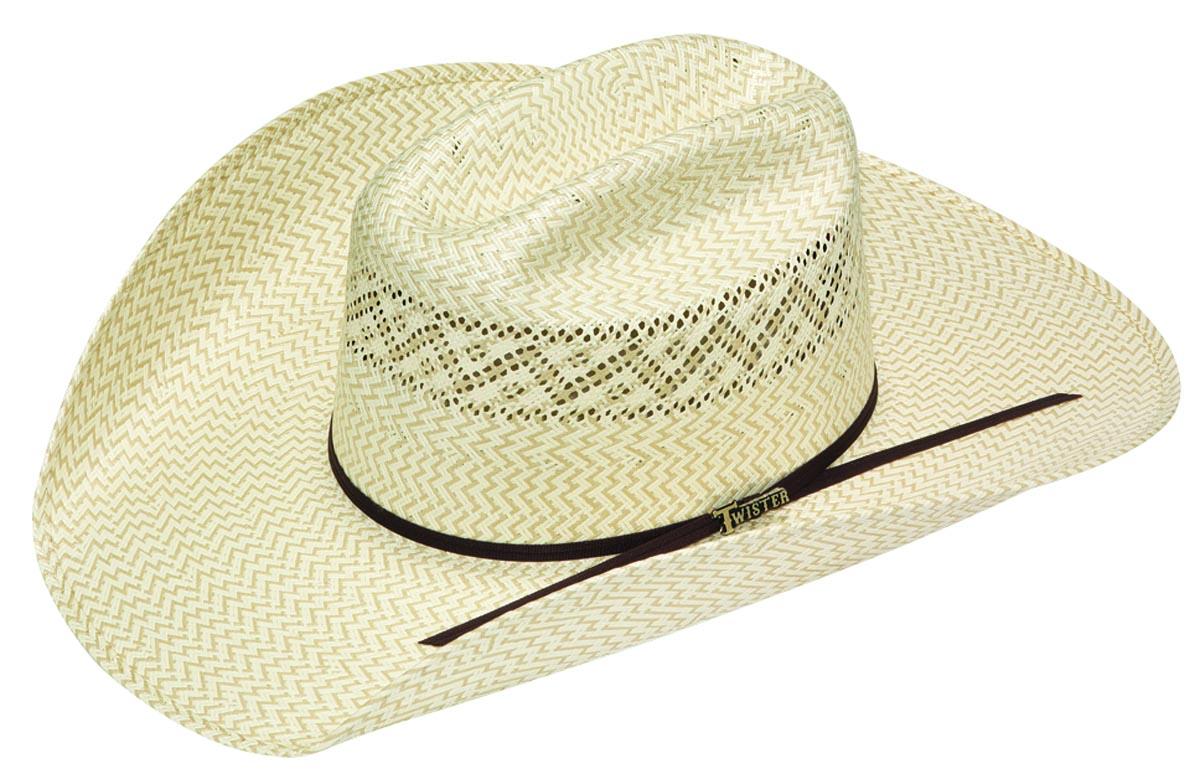 Twister 10x Shantung Western Hat