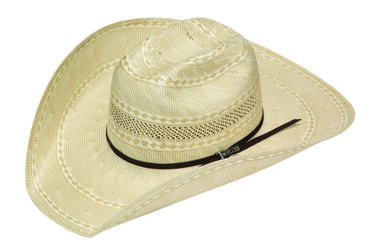 Twister 20X Shantung Western Hat