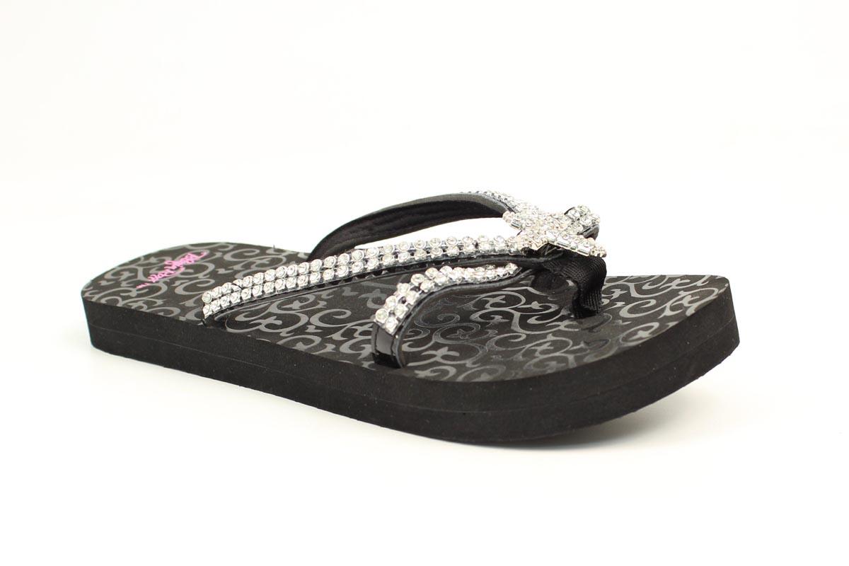 Blazin Roxx Hayley Ladies Flip Flops