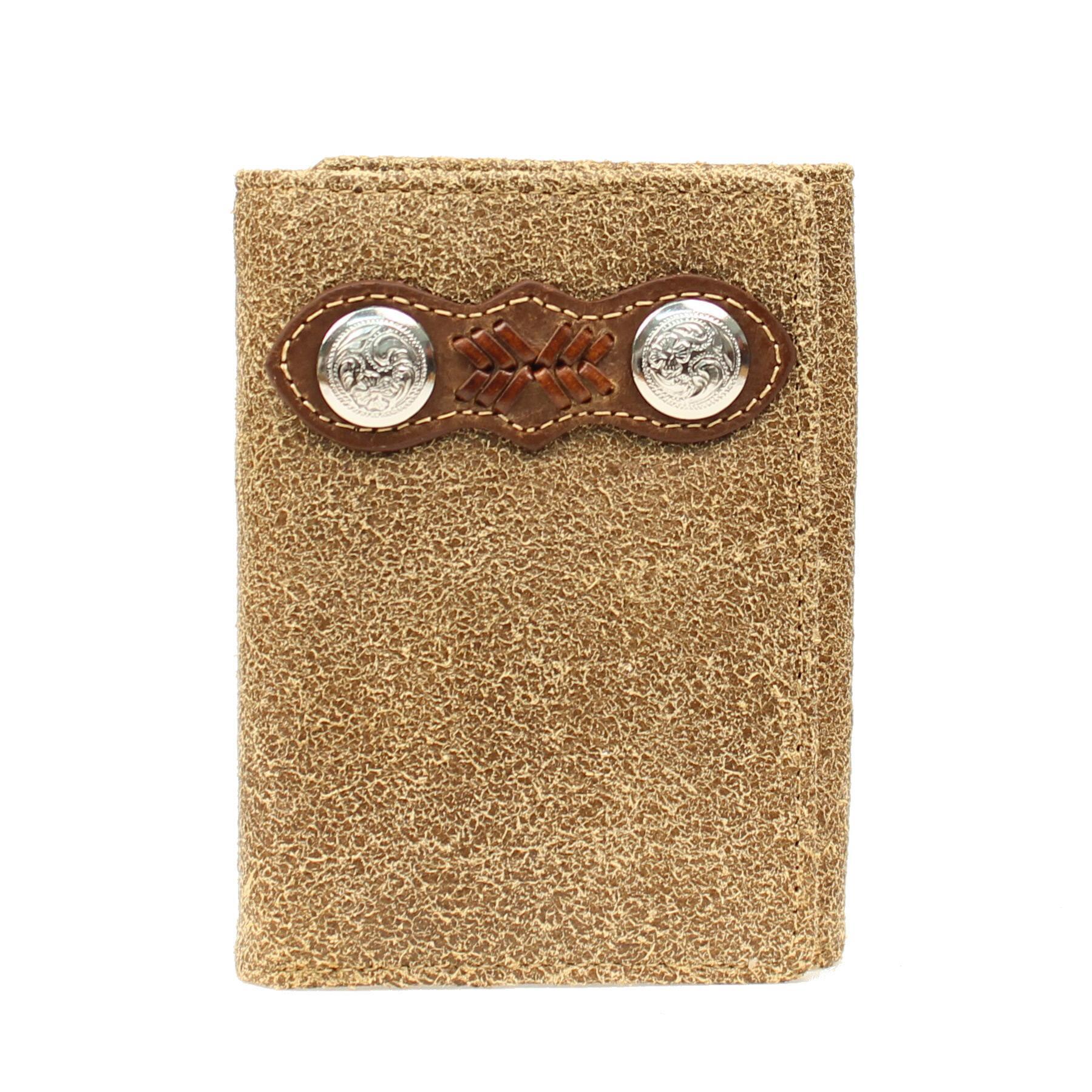 Nocona Top Hand Tri-Fold Wallet