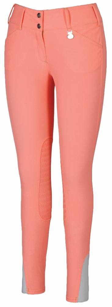 TuffRider Ladies' Neon Knee Patch Breeches