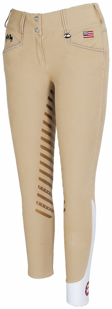 Equine Couture Ladies' Bostonian XKP Breeches