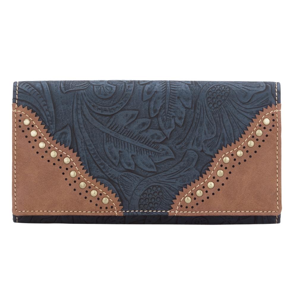 Bandana Castle Rock Flap Wallet