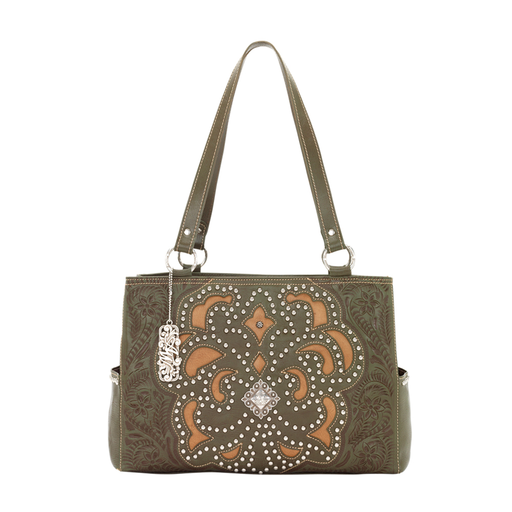 American West Mayflower Shopper Handbag