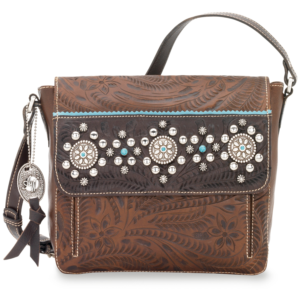 American West Hayloft Crossbody Bag