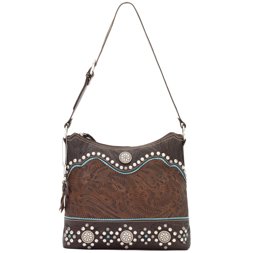 American West Hayloft Shoulder Handbag