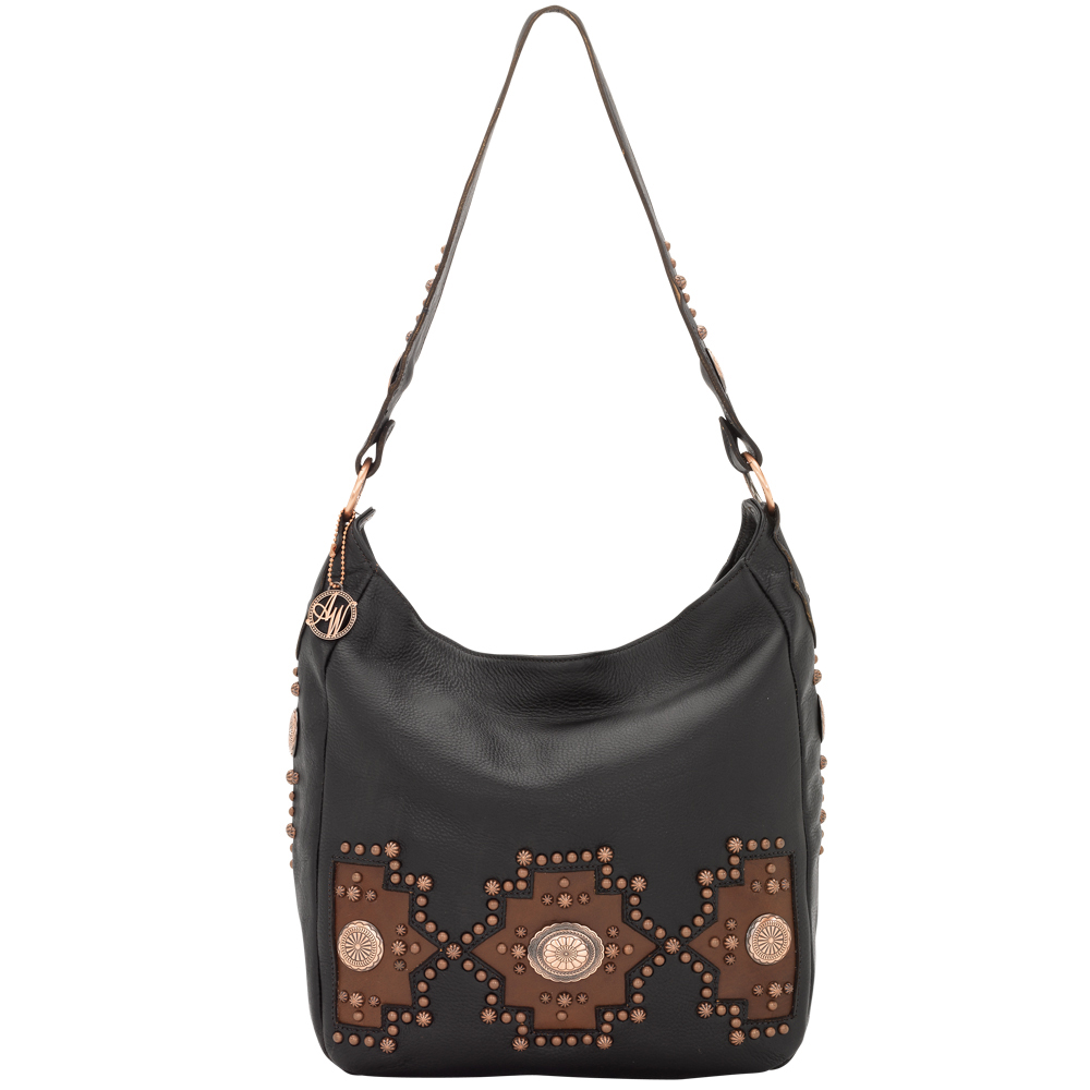 American West Dream Catcher Slouch Shoulder Handbag