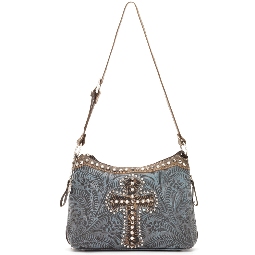 American West Annie's Secret Collection Shoulder Handbag