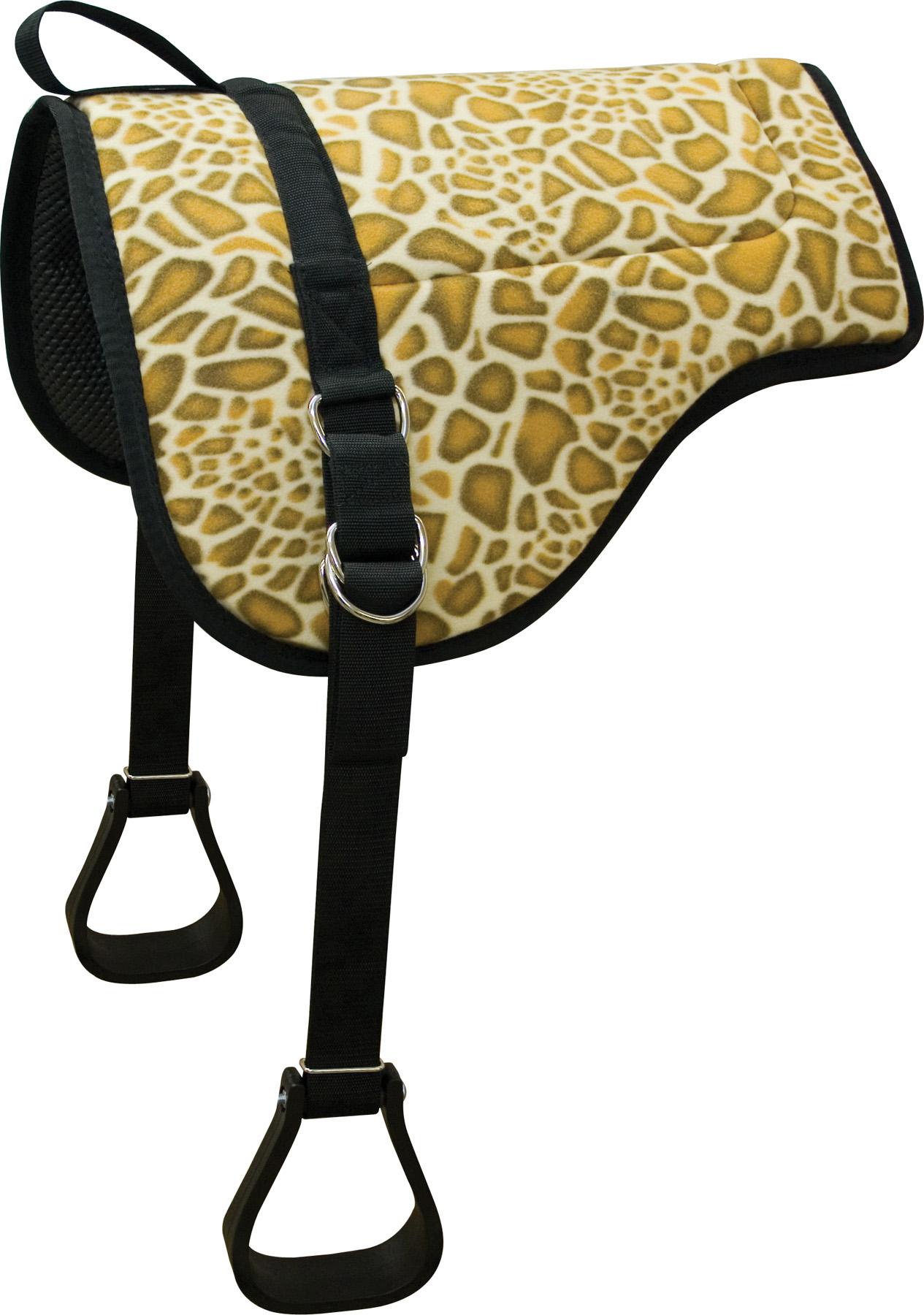 ABETTA Giraffe Bareback Pad