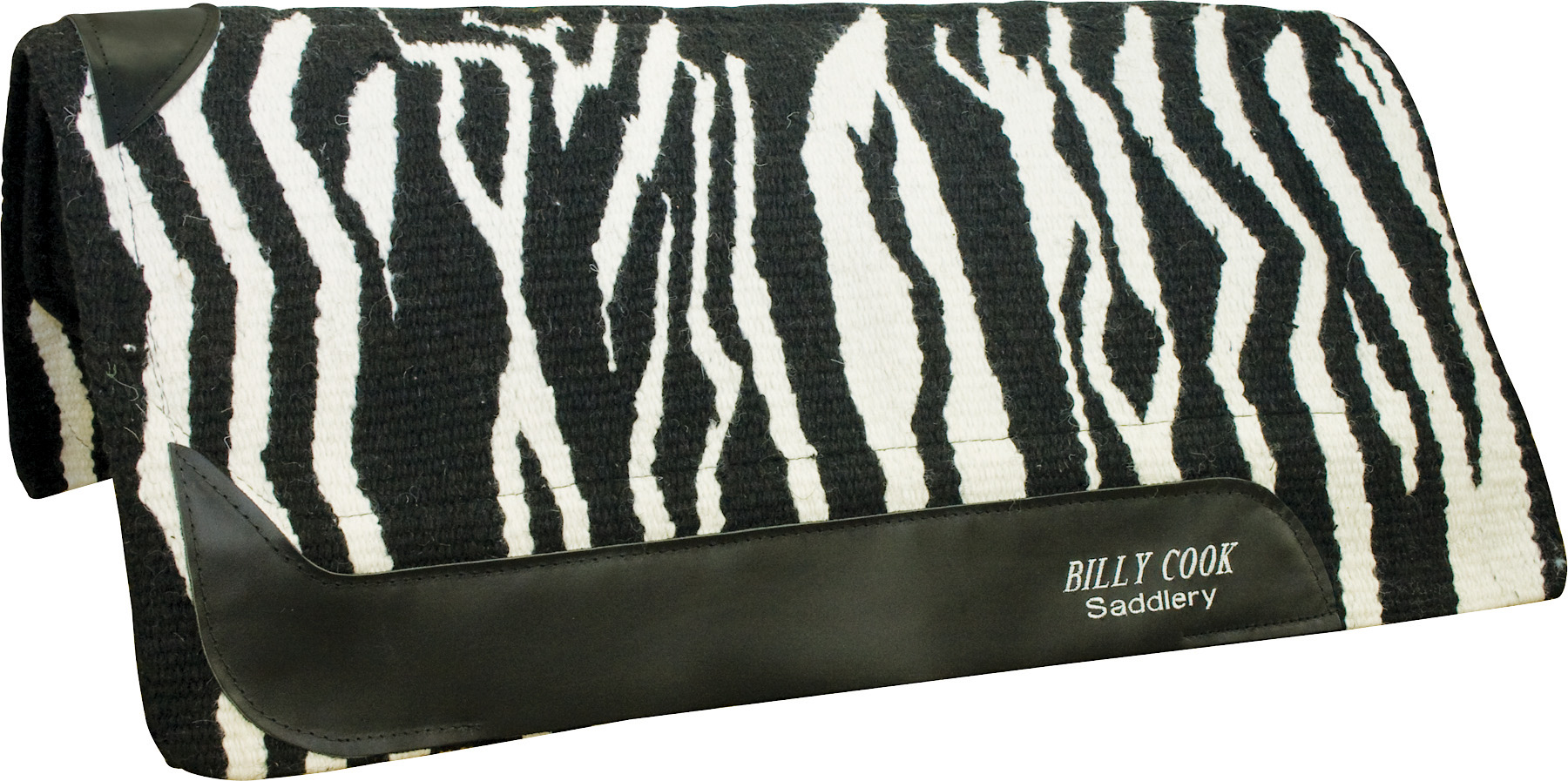 Billy Cook Saddlery Zebra VIP Pad