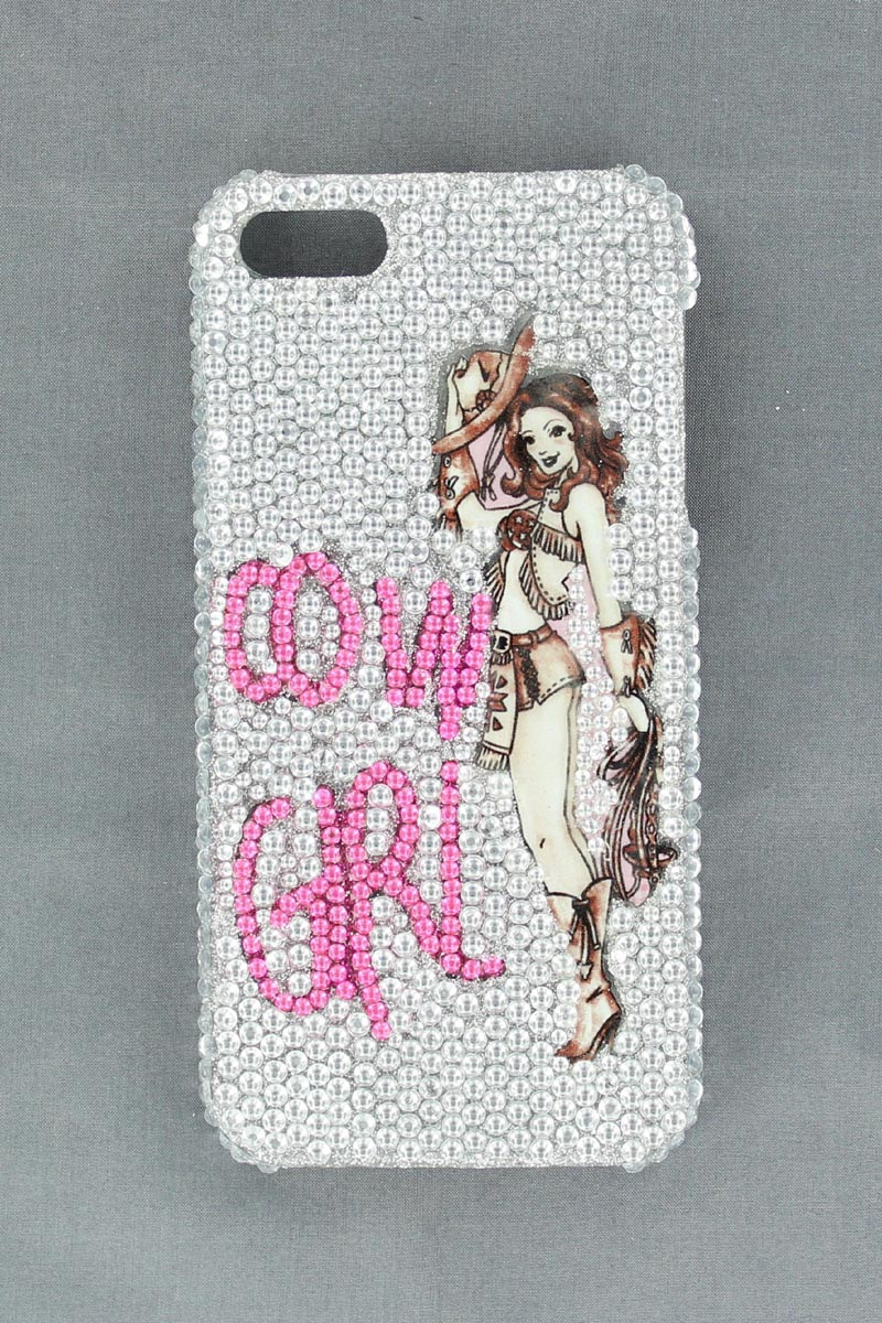 Nocona Cowgirl iPhone-4 Cover
