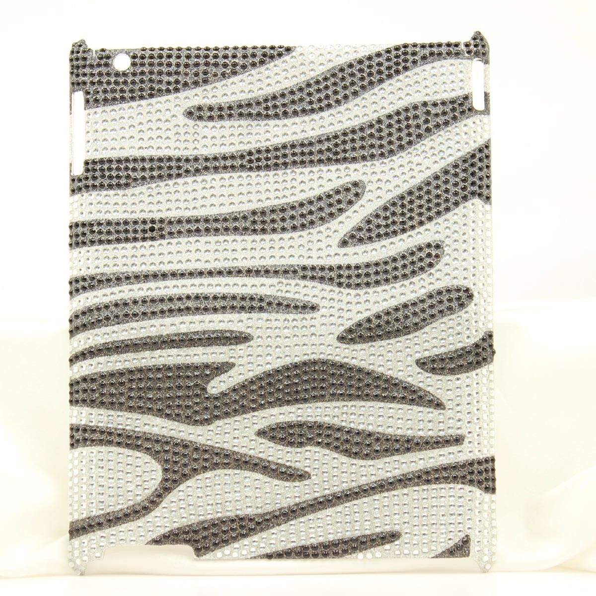 Nocona Zebra Crystal Ipad4 Cover