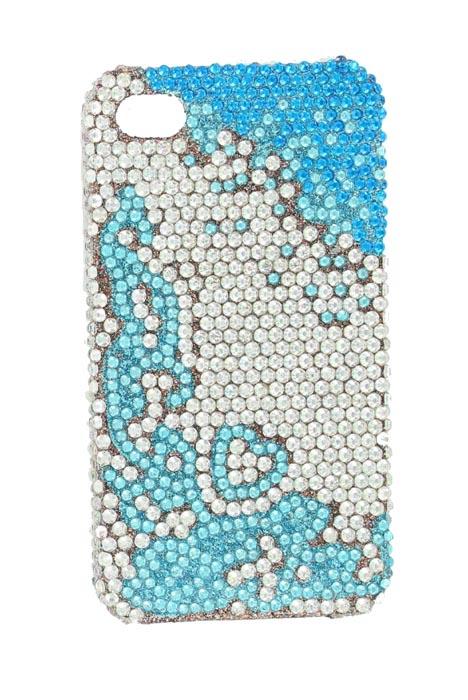 Nocona Heart iPhone 4 Cover
