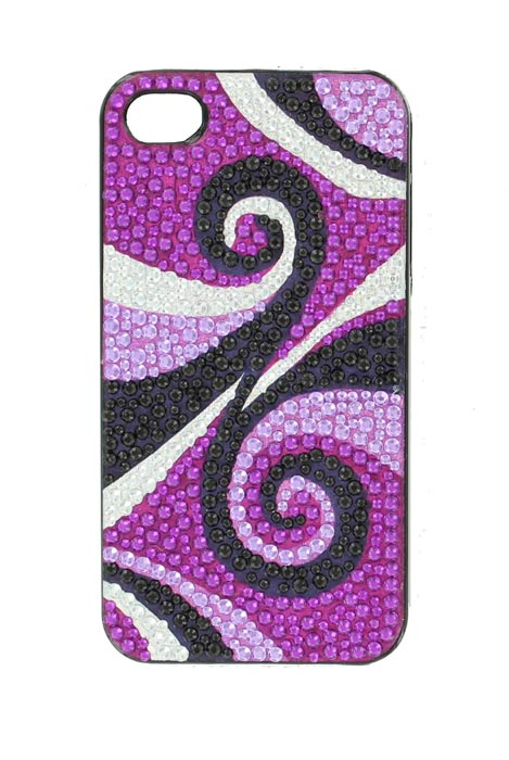 Nocona Swirl iPhone-4 Cover