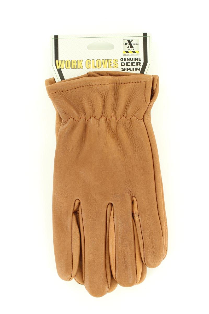 HD Xtreme Men's Deerskin/Suede Gloves