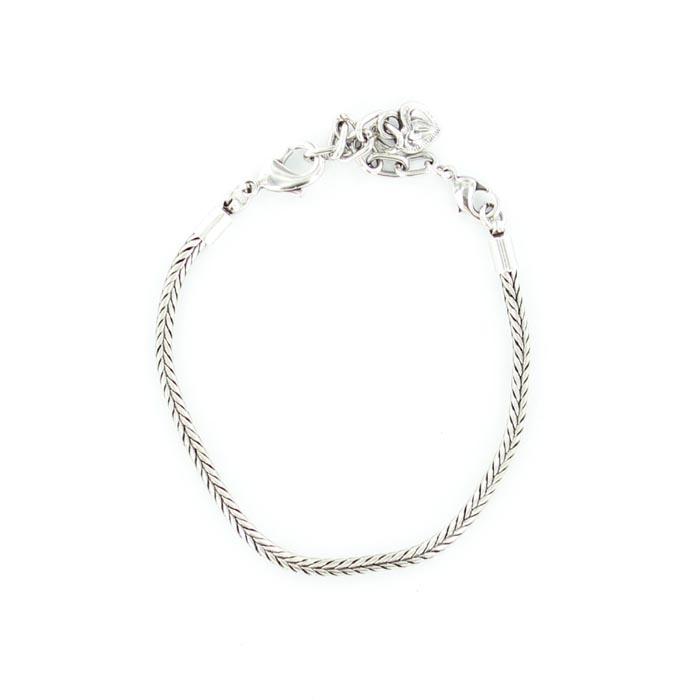 Western Charm Snake Chain Bracelet