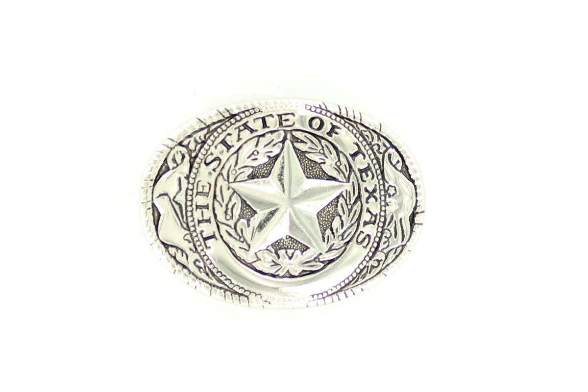 Nocona Kids' Texas Seal Buckle